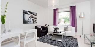 Stan od 44 m2 u klasičnom švedskom stilu