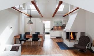 Može li stan u potkrovlju biti ljepši od ovog?