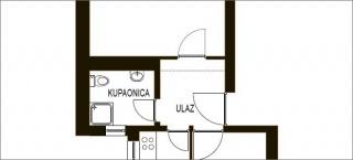 Dvije dječje sobe u stanu od 50m2