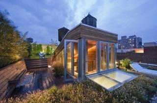 Penthouse s predivnom terasom