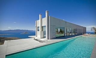 Vila u Grčkoj sa predivnim pogledom