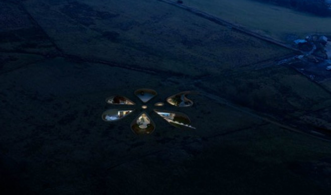 Podzemna eko kuća Bolton