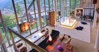 Možete li se zamisliti u kući sa staklenim zidovima