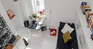 Stan od samo 17 m2, a sve stane u njega