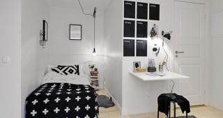 Evo kako možete urediti malu spavaću sobu