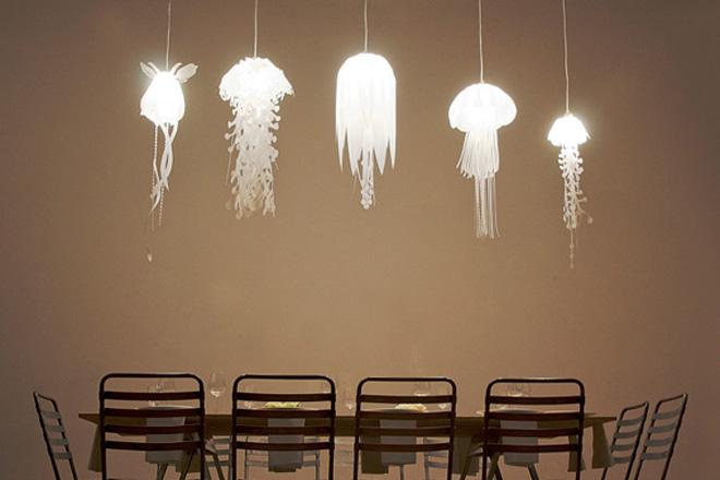 Meduza lampe