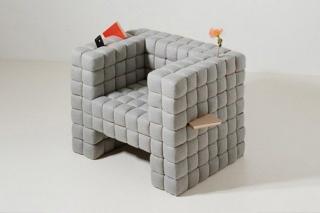 Jedinstveni dizajn - izgubljeno u fotelji