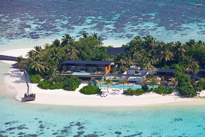 Lutajući kroz raj - predivne vile na privatnom otočju Maldiva