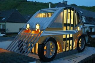 Kuća - auto