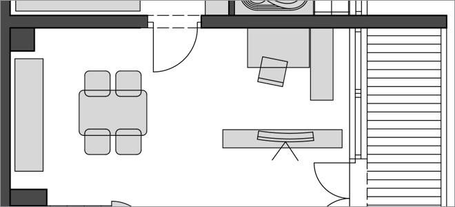 Obitelj želi preurediti dvije spavaće sobe u stanu