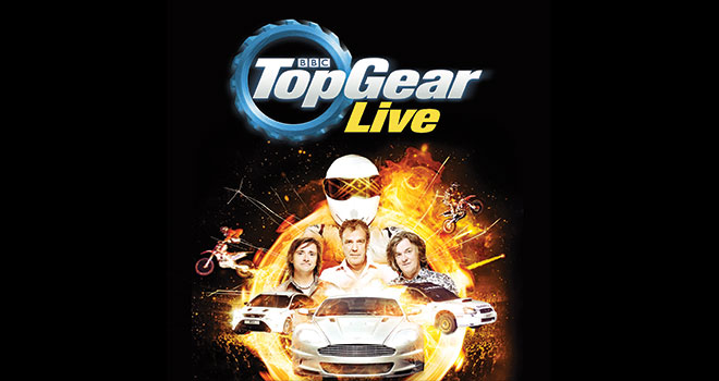 auti.hr te vode na Top Gear Live!