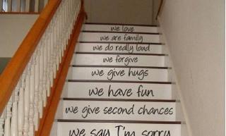 Top 20 uradi sam dekoracija za stepenice