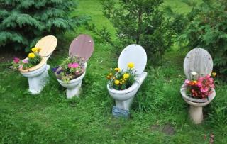 25+ načina da starim namještajem vrt pretvorite u bajku