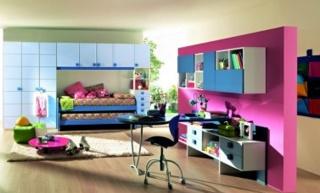 Opremite moderno dječju sobu