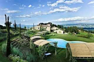 Romantična vila u Toskani