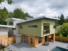 Atraktivno dizajnirana ekološka kuća iz Seattlea