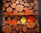 Zanimljive ilustracije na drvu