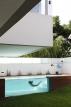 Zanimljivi dizajn nadzemnog bazena