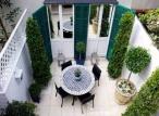 Sjajno uređeni mali vrtovi i terase