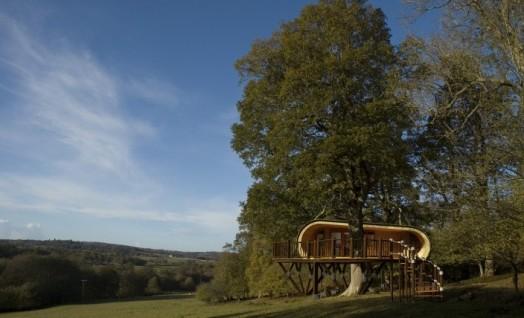 Najneobičnija drvena kuća koju ste vidjeli
