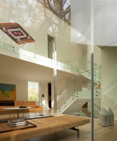 Kuća inspirirana kristalima soli